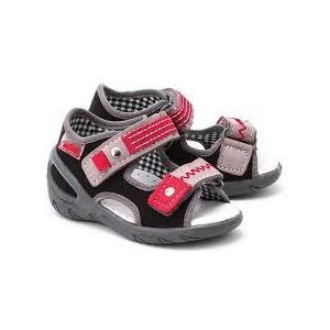Sandałki ze skórzaną wkładką, różne modele marki Befado - zdjęcie nr 1 - Bangla