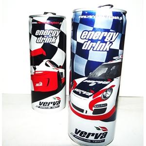 Verva racing team, Energy drink, Sugar free marki Eko-Vit - zdjęcie nr 1 - Bangla