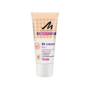 Clearface, BB Cream 9 in 1 marki Manhattan - zdjęcie nr 1 - Bangla