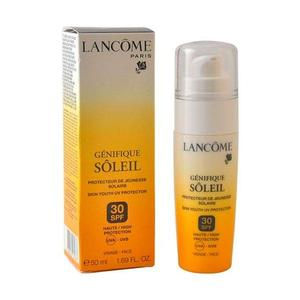 Genifique Soleil Visage SPF30, Krem do twarzy SPF30, Ochrona przeciwsłoneczna UVA-UVB marki Lancome - zdjęcie nr 1 - Bangla