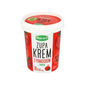 Zupa krem, Różne rodzaje marki Marwit - zdjęcie nr 1 - Bangla