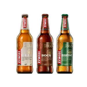 Piwo Żywiec, Wydanie Specjalne: Bock, Marcowe oraz Białe. marki Grupa Żywiec S.A. - zdjęcie nr 1 - Bangla