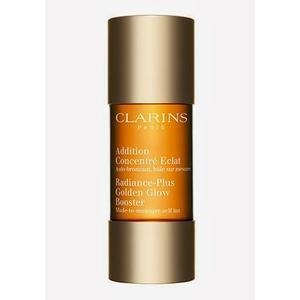 Radiance-Plus Golden Glow Booster, Koncentrat dający efekt skóry rozświetlonej i muśnietej słońcem marki Clarins - zdjęcie nr 1 - Bangla