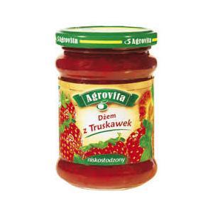 Dżem, różne smaki marki Agrovita - zdjęcie nr 1 - Bangla