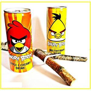 Napój niegazowany Angry Birds, różne smaki marki Eko-Vit - zdjęcie nr 1 - Bangla