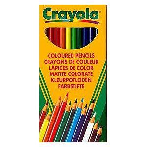 Kredki ołówkowe - różne zestawy marki Crayola - zdjęcie nr 1 - Bangla