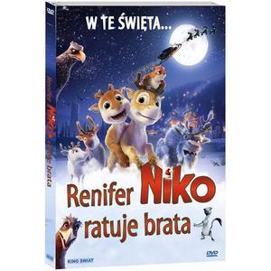 Renifer Niko ratuje święta marki Kino Świat - zdjęcie nr 1 - Bangla