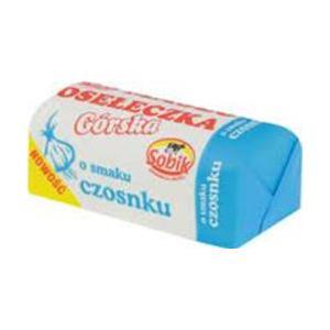 Masło Osełka górska o smaku czosnku marki Sobik - zdjęcie nr 1 - Bangla