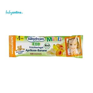 Rossmann, Babydream BIO, Minis, Batonik owocowy (różne rodzaje) marki Rossmann - zdjęcie nr 1 - Bangla