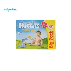 Huggies, Super Dry, Pieluszki Maxi marki Huggies - zdjęcie nr 1 - Bangla