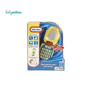 Little Tikes, DiscoverSounds, Telefon z klapką marki Little Tikes - zdjęcie nr 1 - Bangla