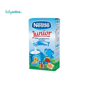 Nestle, Junior, Mleko modyfikowane o smaku naturalnym marki Kaszki Nestlé - zdjęcie nr 1 - Bangla