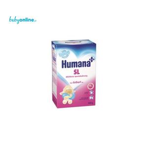 Humana, Mleko sojowe SL marki Humana - zdjęcie nr 1 - Bangla