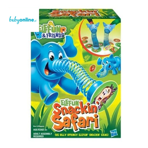 Hasbro, Elefun, Snacking Safari marki Hasbro - zdjęcie nr 1 - Bangla