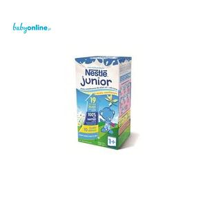 Nestle, Junior, Mleko modyfikowane o smaku waniliowym marki Kaszki Nestlé - zdjęcie nr 1 - Bangla