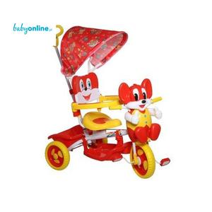 Coto Baby, Trójkołowy Rowerek z pozytywką marki CoTo Baby - zdjęcie nr 1 - Bangla