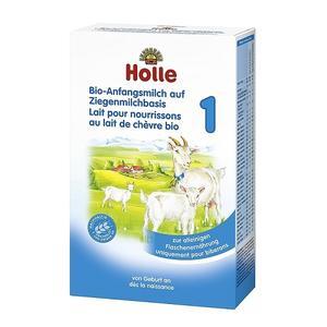 Holle, Ekologiczne mleko początkowe 1 na bazie mleka koziego marki Holle - zdjęcie nr 1 - Bangla