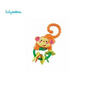 Fisher Price, Rainforest, Małpka z bananami  marki Mattel - zdjęcie nr 1 - Bangla