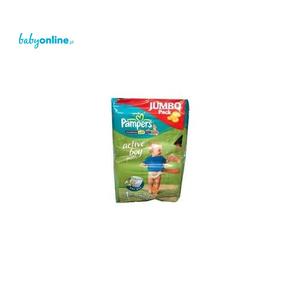 Pampers, Active Boy, Pieluszki Maxi 4 marki Pampers - zdjęcie nr 1 - Bangla