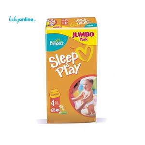 Pampers, Sleep & Play, Pieluszki Maxi 7–18 kg marki Pampers - zdjęcie nr 1 - Bangla
