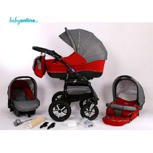 Baby Merc, Wózek wielofunkcyjny Zippy Q marki Przemko - zdjęcie nr 1 - Bangla