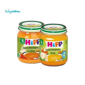 HiPP, Zupki BIO (różne rodzaje) marki HiPP - zdjęcie nr 1 - Bangla