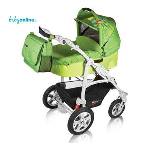 Espiro, Wózek wielofunkcyjny Atlantic marki Baby Design - zdjęcie nr 1 - Bangla