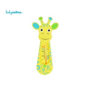 BabyOno, Termometr do kąpieli Zółta Żyrafa marki BabyOno - zdjęcie nr 1 - Bangla