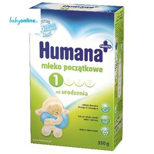 Humana, Mleko początkowe 1 Premium marki Humana - zdjęcie nr 1 - Bangla
