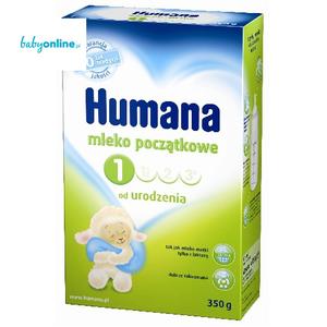 Humana, Mleko początkowe 1 marki Humana - zdjęcie nr 1 - Bangla