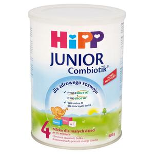 HiPP, Mleko dla małych dzieci 4 JUNIOR Combiotik® marki HiPP - zdjęcie nr 1 - Bangla