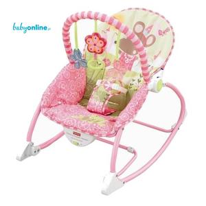 Fisher Price, Baby Gear, Uspokajający Leżaczek Różowe Sny marki Mattel - zdjęcie nr 1 - Bangla