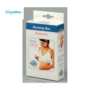 Canpol Babies, Nursing Bra (Biustonosz dla matek karminącychz odpinanymi miseczkami) marki Canpol babies - zdjęcie nr 1 - Bangla