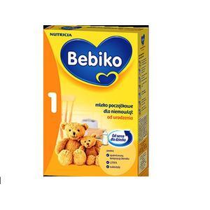 Bebiko, Mleko początkowe 1 marki Nutricia - zdjęcie nr 1 - Bangla