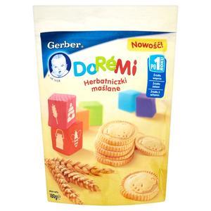 Nestle, Gerber, DoReMi, Herbatniki maślane marki Kaszki Nestlé - zdjęcie nr 1 - Bangla