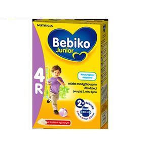 Bebiko, Junior, Mleko dla dzieci po 2 roku życia z kleikiem ryżowym 2R marki Nutricia - zdjęcie nr 1 - Bangla