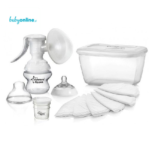 Tommee Tippee, Closer to Nature, Laktator ręczny marki Tommee Tippee - zdjęcie nr 1 - Bangla