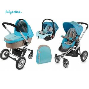 Espiro, Wózek wielofunkcyjny Vector marki Baby Design - zdjęcie nr 1 - Bangla