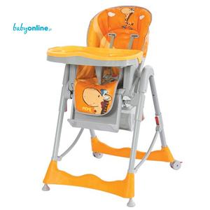 Baby Design, Krzesełko do karmienia Pepe marki Baby Design - zdjęcie nr 1 - Bangla