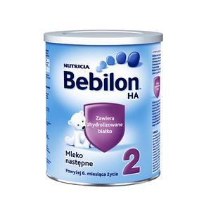 Bebilon, Mleko modyfikowane hypoalergiczne HA 2 po 6 miesiącu marki Nutricia - zdjęcie nr 1 - Bangla
