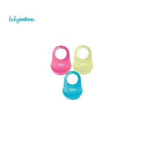 Tommee Tippee, Essentials, Comfi Neck Bib (Śliniak plastikowy z kieszonką) marki Tommee Tippee - zdjęcie nr 1 - Bangla