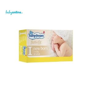Rossmann, Babydream, Fun&Fit, Pieluszki Newborn 2–5 kg marki Rossmann - zdjęcie nr 1 - Bangla