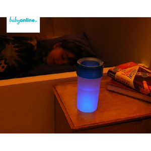 Litecup, świecący kubek niekapek 360 marki Litecup - zdjęcie nr 1 - Bangla