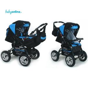 Baby Merc, Wózek głęboko - spacerowy Merc S3 marki Przemko - zdjęcie nr 1 - Bangla