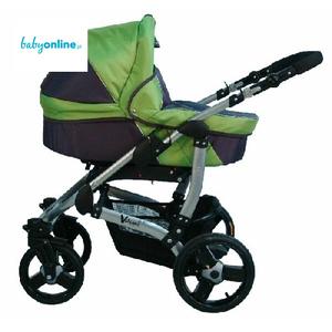 Bebetto, Wózek wielofukncyjny Vulcano marki PPH Aro Karoń - zdjęcie nr 1 - Bangla