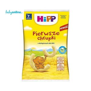 HiPP, Pierwsze chrupki z ekologicznych zbóż BIO marki HiPP - zdjęcie nr 1 - Bangla