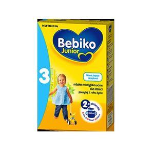 Bebiko, Junior, Mleko modyfikowane po 12 miesiącu życia 3 marki Nutricia - zdjęcie nr 1 - Bangla