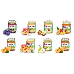 HiPP, Przeciery owocowe BIO (różne rodzaje) marki HiPP - zdjęcie nr 1 - Bangla