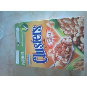 Clusters, Płatki marki Kaszki Nestlé - zdjęcie nr 1 - Bangla