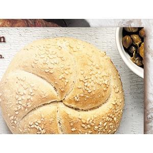 Bułka Kajzerka z sezamem marki Lidl - zdjęcie nr 1 - Bangla
